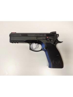 PRIHAJA!!! CZ rabljena polavtomatska pištola, model: Shadow SP-01, kal. 9mm para + 3 nabojniki