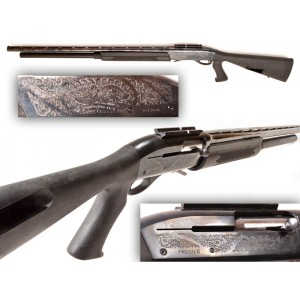 PRIHAJA!!! Remington rabljena polavtomatska šibrenica, model: 11-87, kal. 12/76