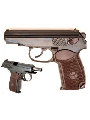 Makarov rabljena polavtomatska pištola, kal. 9mm makarov (šifra: 005798)