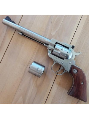PRIHAJA!!! Ruger rabljeni mk revolver, model: Single Six, kal. 22 LR + menjalni boben kal. 22 Magnum