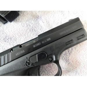 PRIHAJA!!! Steyr rabljena polavtomatska pištola, kal. 357 Sig + 2 nabojnika + kovček