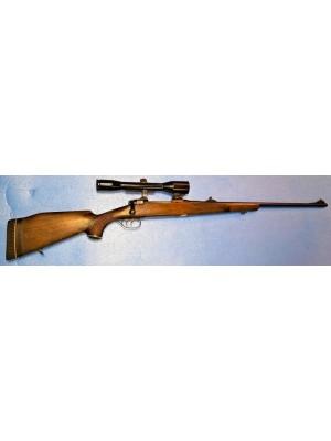 Anschutz rabljena lovska risanica, model: Jagd, kal. 243 Win. + SEM montaža + strelni daljnogled 6x42 (šifra: 005800)