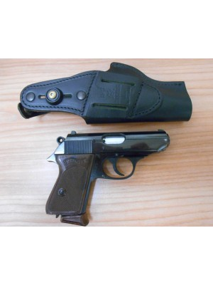 Walther rabljena polavtomatska pištola, model: PPK-L, kal. 7,65mm (šifra: 005819)