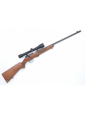 Anschutz rabljena mk risanica, kal. 22 LR + strelni daljnogled Tasco 6x40 (šifra slogun: 005911)