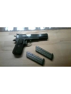 """Peters Stahl rabljena tekmovalna polavtomatska pištola, model: 1911, kal. 9x19 (6"""" cev) (šifra slogun: 005935)"""