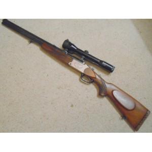 PRIHAJA TOP PONUDBA!!! Blaser rabljena kombinirana puška, kal. 12/70 in 30-06 + SEM montaža + strel.daljn. ZEISS 1,6-6x42