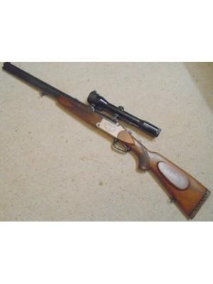 Blaser TOP PONUDBA rabljena kombinirana puška, kal. 12/70 in 30-06 + SEM montaža + strel.daljn. ZEISS 1,6-6x42 (šifra slogun: 005906)