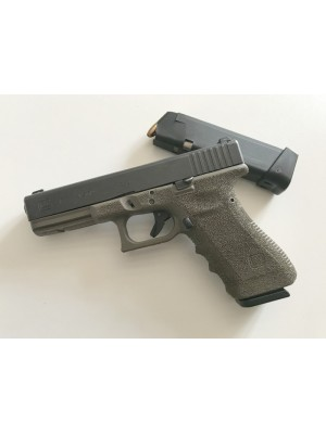 Glock rabljena polavtomatska pištola, model: 17 gen.3, kal. 9x19 (night sights-nočni merki in 2 nabojnika) (šifra slogun: 005936)