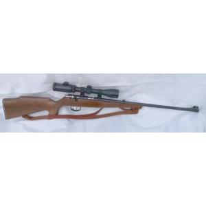 PRIHAJA!!! Anschutz rabljena mk risanica, model: 1415-1416, kal. 22 LR + montaža + strel.daljn. Jägermeister  3-9 x 40