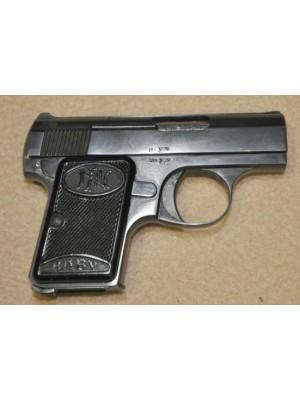 FN Browning rabljena zbirateljska pištola, model: Baby, kal. 6,35mm (šifra slogun: 005904)