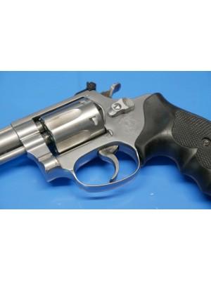 """PRIHAJA!!! Smith & Wesson rabljena STAINLESS revolver, model: M63, kal. 22 LR (4"""" cev)"""