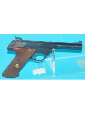 High Standard rabljena mk pištola, model: 104, kal. 22 LR (šifra slogun: 005938)