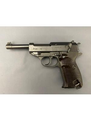 PRIHAJA!!! Walther rabljena zbirateljska pištola, model: P38, kal. 9mm para