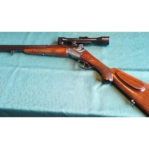 PRIHAJA!!! Merkel rabljena kombinirana puška, model: 210, kal. 8x57 JRS in 16/70 + SEM montaža + ZEISS strel.daljn.