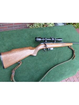 PRIHAJA!!! Armscor rabljena mk risanica, model: 1500, kal. 22 Magnum + montaža + strel.daljn. Tasco 4x32
