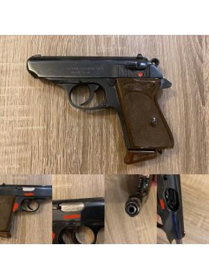 Walther rabljena pištola, model: PPK, kal. 22 LR