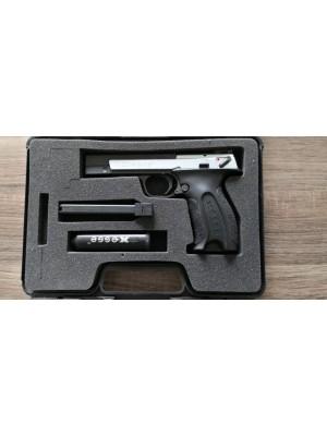 """Hammerli rabljena tekmovalna mk pištola, model: X-Esse, kal. 22 LR (5"""" cev)"""