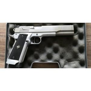 """PRIHAJA TOP PONUDBA!!! KPS rabljena tekmovalna pištola, model: Omega Match, kal. 9mm para (6"""")"""