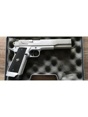 """KPS rabljena tekmovalna pištola, model: Omega Match, kal. 9mm para (6"""")"""