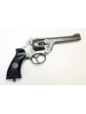 Enfield rabljeni zbirateljski revolver, model: No.2 MKI, kal. 38 S&W (kipplauf revolver)