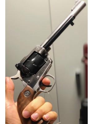 """Ruger rabljeni mk revolver, model: Security Six, kal. 22 LR (6"""" cev) - 005716"""