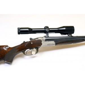 PRIHAJA TOP PONUDBA!!! J.P. Oberhammer rabljeni driling, kal. 5,6x50 R Magnum + 16/65 + SEM montaža + Zeiss strel.daljn. 6x42