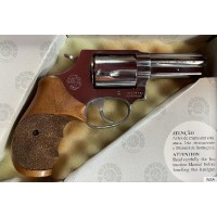 "PRIHAJA!!! Taurus rabljeni stainless revolver, model: 605 Hunters Pal, kal. 357 Magnum (3"" cev)"