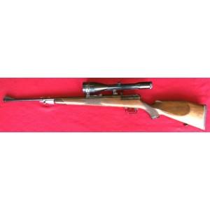 PRIHAJA TOP PONUDBA!!! Mauser rabljena repetirna risanica, model: 66, kal. 7x64 + SEM montaža + strel.daljn. Zeiss 8x56