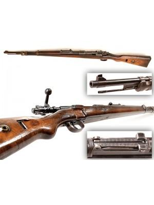 PRIHAJA TOP PONUDBA!!! Mauser rabljena vojaška risanica, model: K98k, kal. 8x57 JS (nummerngleich, CIP da)