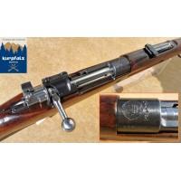 PRIHAJA!!! Mauser abljena vojaška risanica, model: K98 M24/52 (VZ24), kal. 8x57 JS