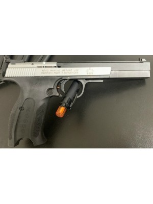 "Hammerli rabljena tekmovalna pištola, model: X-Esse, kal. 22 LR (6"" cev)"