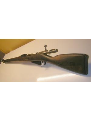 Tikka (Mosin Nagant) rabljena vojaška risanica, model: Finnischer M27, kal. 7,62x54 R