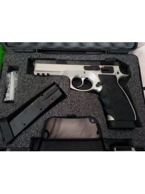 PRIHAJA!!! CZ Češka Zbrojovka rabljena polavtomatska pištola, model: 75 SP 01 Shadow DUOTONE, kal. 9x19
