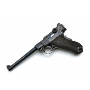 PRIHAJA TOP PONUDBA!!! Luger DWM rabljena zbirateljska pištola, model: P04 Marine, kal. 9mm para