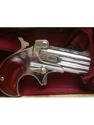 Derringer  Davis Industries rabljeni mk revolver, model: DM-22, kal. 22 Magnum