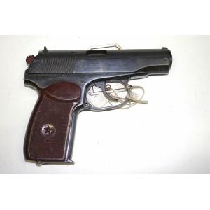 PRIHAJA!!! Makarov rabljena pištola, model: IZ 70, kal. 9mm Makarov