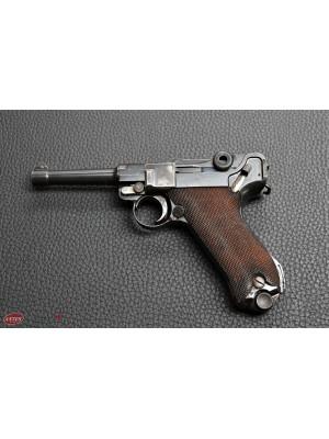 PRIHAJA TOP PONUDBA!!! Luger DWM rabljena zbirateljska pištola, model: P08, kal. 7,65 mm