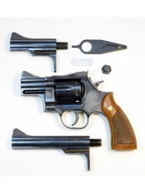 """Dan Wesson rabljeni revolver, kal. 357 Magnum s 3 različnimi dolžinami cevi (2"""", 4"""" in 6"""")"""