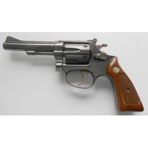 """PRIHAJA!!! Smith & Wesson rabljeni mk revolver, model: 34-1, kal. 22 LR (4"""" cev)"""