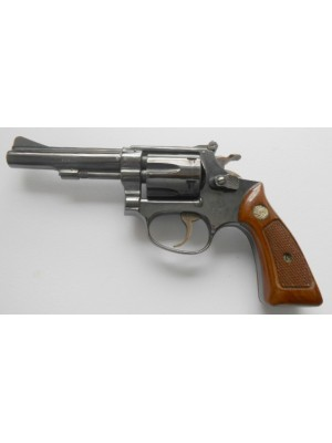 "Smith & Wesson rabljeni mk revolver, model: 34-1, kal. 22 LR (4"" cev)"