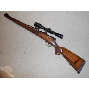PRIHAJA TOP PONUDBA!!! Mauser rabljena ŠTUC risanica, model: 66, kal. 7x64 (SEM montaža + ZEISS streln.daljn. 6x42)