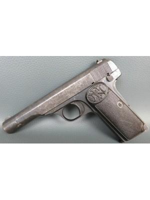 FN rabljena zbirateljska pištola, model: 1922, kal. 9mm kratek (PRAVI KOS ZA PRAVE ZBIRATELJE: pištola Kraljevine Srbov, Hrvatov in Slovencev!!!)