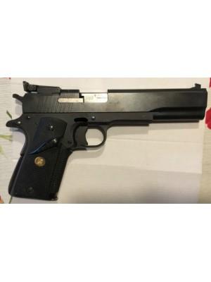 """PRIHAJA TOP PONUDBA!!! Peters Stahl rabljena TEKMOVALNA pištola, kal. 9x19 (dolžina cevi: 6"""" cev)"""