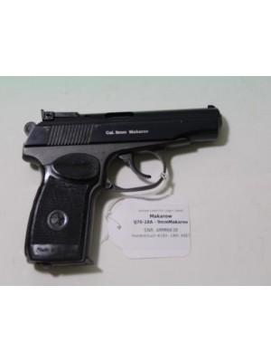 Makarov rabljena pištola, model: Sport IJ 70 - 18 A, kal. 9mm Makarov (ruski) (šifra: 006250)