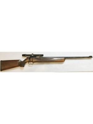 PRIHAJA!!! Anschutz rabljena tekmovalna mk risanica, model: Match 54, kal. 22 LR + montaža + Bushnell strelni daljnogled