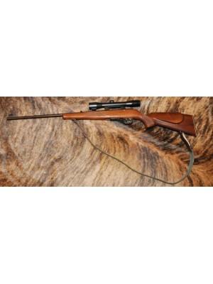 PRIHAJA!!! Anschutz rabljena mk risanica, model: 1515-1516, kal. 22 Magnum + montaža + strel.daljn. Schmidt&Bendar 4x32