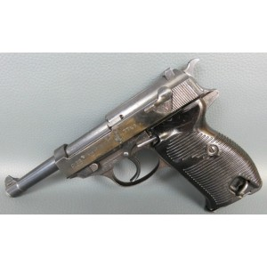 PRIHAJA!!! Walther rabljena zbirateljska pištola, model: P38, kal. 9 mm Luger