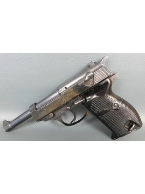 Walther rabljena zbirateljska pištola, model: P38, kal. 9 mm Luger