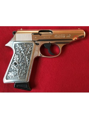 IWG rabljena plašilna pištola, model: P900, kal. 9mm Knall (NI PRAVA PIŠTOLA AMPAK SAMO PLAŠILNA!!!) (šifra slogun: 45)