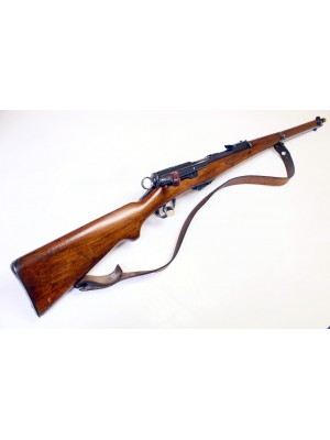 PRIHAJA!!! Schmidt Rubin rabljena vojaška risanica, model: G11, kal. 7,5x55 (1913) dolga izvedba puške